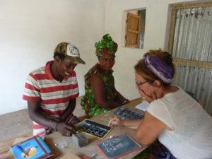 Birte underviser begynder fransk forår 2016